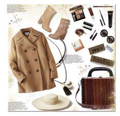 """🎀 #539 Sweet Mini Handbags"" by wonderful-paradisaical ❤ liked on Polyvore featuring Bertoni, Bobbi Brown Cosmetics, Chanel, Marc Jacobs, Hourglass Cosmetics, Korres, Laurence Dacade, Uniqlo, NAKAMOL and Tatcha"