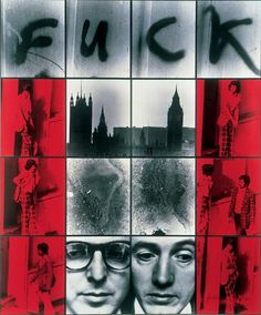 Dirty words Pictures, Gilbert & George