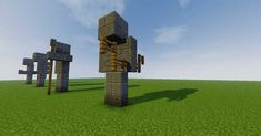 Statues Male - Dragon Statues Dnd - - - Statues Of Liberty Black And White Minecraft Temple, Minecraft Statues, Minecraft Structures, Minecraft Medieval, Minecraft Buildings, Minecraft Blueprints, Minecraft Memes, Minecraft Projects, Minecraft Crafts