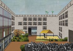 Bustler: Strelka Unsettled is the winning idea for the new Strelka Institute in Moscow