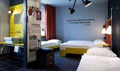 SUPERBUDE HAMBURG - Comfortable hostel with lovely coltish interior
