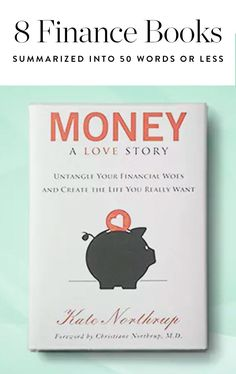 8 Finance Books Distilled into 50 Words or Less via @PureWow