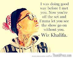Wiz Khalifa♥