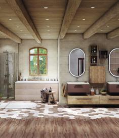 Tout pour sublimer vos envies déco ! Envie de salle de bain vous présente 7 styles majeurs, retenus par nos experts. 7 envies de déco que vous pourrez adopter ou adapter en fonction de votre espace et de votre mode de vie. Alors, plutôt une salle de bain au look Industriel, Exotique, Vintage, Modern design, Campagne chic, Classique Chic ou Scandinave ? Alcove, Bathroom Lighting, Bathtub, Mirror, Styles, Design, Furniture, Interiors, Home Decor