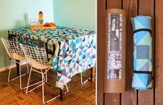 OPEN MOUTH Productos textiles para el hogar con una estética vinculada al arte moderno y al diseño gráfico. http://charliechoices.com/open-mouth/