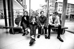 NEWS: The indie rock band, The Crookes, have announced a short run of tour dates for the month of March, as well as appearances at SXSW. You can check out the dates and details at http://digtb.us/thecrookes