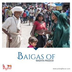Jai Baghesur is incorporated to make the lives of the #BaigaTribe better.