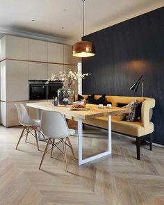 """Mi piace"": 69, commenti: 3 - Design + Magazine (@designplusmag) su Instagram: ""⭕Elegant Home in London by MWAI. Photo by Alexander James ⏩@alexanderjamesproductions ⭕ #home…"""