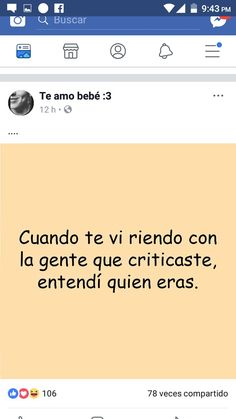 Best Quotes, Love Quotes, Funny Quotes, Funny Memes, Inspirational Phrases, Motivational Quotes, Quotes En Espanol, Mood Songs, Sad Life