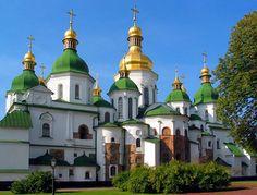 St Sofia's (Kiev, Ukraine)