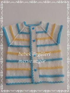 P Baby Knitting Patterns, Double Crochet, Crochet Baby, Knit Baby Sweaters, Jacket Pattern, Baby Outfits, Knitting Socks, Baby Hats, Baby Dress