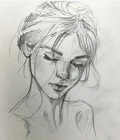 Last sketch today ✍? This 10 mnts doodle describes me so well. Last sketch today ✍? This 10 mnts doodle describes me so well. Pencil Art Drawings, Art Drawings Sketches, Cool Drawings, Sketch Drawing, Girl Pencil Drawing, Portrait Sketches, Illustration Art Drawing, Face Sketch, Drawings Of Faces