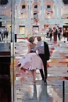 """Evening Soiree"" | Jeff Jamison"