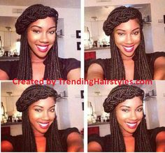 Poetic Justice Box Braids Sizes | 10 Hottest Natural Hair Braids Styles For Black Women To Wear in 2015 ...