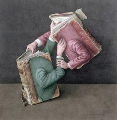 Jonathan Wolstenholme, 1950 ~ The Surreal books | Tutt'Art@ | Pittura * Scultura * Poesia * Musica |
