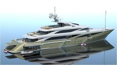 SA Yachts 630 Superyacht - Design