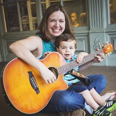 {Mama Moment} How Being a Music Therapist Prepared Me for Motherhood (Guest Post by Mary Altom, MT-BC)
