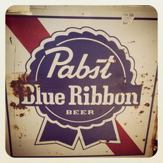 #americana. Old sign