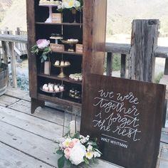 """Walt Whitman wedding quote in calligraphy """"We were together, I forget the rest"""" // POPPYjack Shop"""