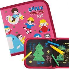 Super cute and super fun, Chalk-a-Doodle Book! #kidsart #kidscraft #parenting #motherhood #earlylearning #kidsactivities #onlineshopping #kidstoys #love #lbtcollective...