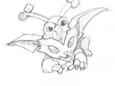 Výsledek obrázku pro gnar draw Draw, To Draw, Sketches, Painting, Tekenen, Drawing