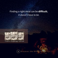 Did you know MREs are great for any adventure? #xmre