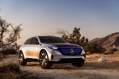 EQ Electric Intelligence by Mercedes-Benz Mercedes Benz, Smart Car, Car Ins, Luxury Cars, Dream Houses, Twitter, Goal, Goals, Fancy Cars