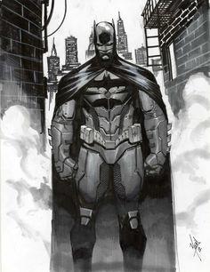 Batman by Jorge Molina