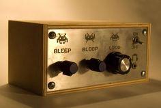 Neat boxed atari punk console