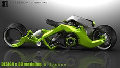BIKE FROM FUTURE on Behance
