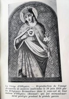 Vierge Miraculeuse d'Ollignies