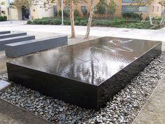 Maya Lin's Water table