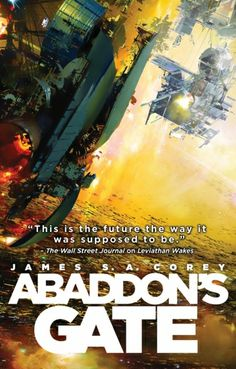 """My newest passion is the Expanse series of space-opera novels.  Classic solar-system sci-fi that turns into an epic before the end of the first novel, """"Leviathan Wakes"""".   For fans of Heinlin and Asimov, with more than a touch of Wm. Gibson.. outstanding work."""
