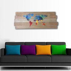 ReWu voilier en bois avec /éclairage LED blanc chaud article de d/écoration Blanc d/écoration maritime bateau en bois 21,5/x 28/cm