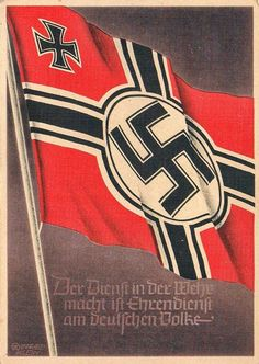 German War Flag