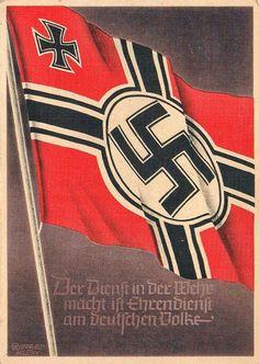 German War Flag