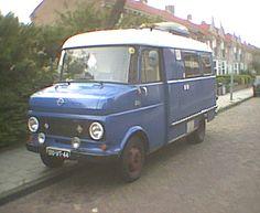 Opel Blitz camper van