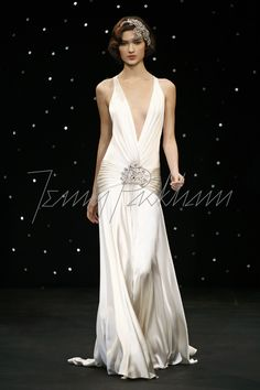 Jenny Packham wedding dresses 1 old hollywood inspired bridal dress. In love with this dress