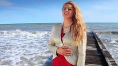 Gabriela - Plang dupa dragostea Ta (Official Video) Cover Up, Beach, Dresses, Fashion, Vestidos, Moda, The Beach, Fashion Styles, Beaches