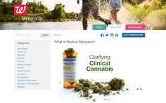 Is Walgreens Suggesting Its Customers Consider Medical Marijuana?