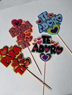 Cake Toppers, Best Gifts, Creative, Diy, Templates, Frases, Mothers Day Crafts, Arts And Crafts, Fun Crafts