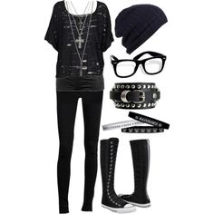 Untitled #327 by bvb3666 on Polyvore featuring Stussy, Wet Seal, C.R.A.F.T., Converse and GUESS
