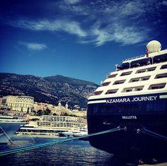 The Azamara Journey by Hasmita. http://www.milesforstyle.com/c96/LUXURY-CRUISES.aspx