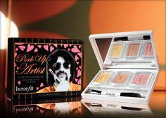 Benefit Cosmetics - perk up artist #benefitgals
