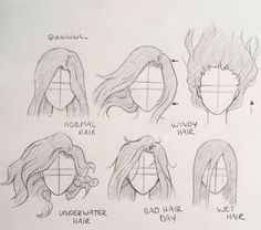 Art drawings Art Tips Hair . Art Tips Art Tutorial Art Art tutorial male Drawings Hair Tips Hair Reference, Art Reference Poses, Drawing Reference, Design Reference, Pencil Art Drawings, Art Drawings Sketches, Easy Drawings, Easy Hair Drawings, Drawings Of Love