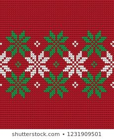 Imágenes similares, fotos y vectores de stock sobre knitted winter flower pattern vector knitwear pattern; Cross Stitch Fruit, Xmas Cross Stitch, Cross Stitch Pillow, Cross Stitch Borders, Cross Stitch Flowers, Cross Stitch Designs, Cross Stitching, Cross Stitch Embroidery, Embroidery Patterns