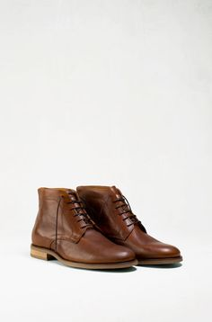 Botín Cuero - Zapatos - MEN - España