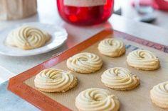 Homemade Royal Dansk Danish Butter Cookies