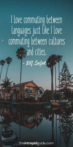 Inspirational quotes for language learners - Elif Safak