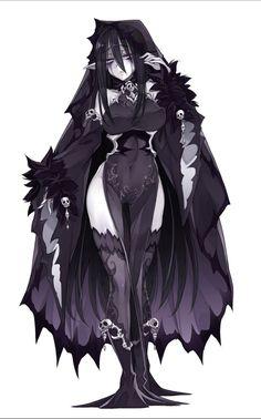 Aura, Queen of the Hungry – Refernce/Inspiration Fantasy Girl, Chica Fantasy, Dark Fantasy Art, Fantasy Women, Anime Sexy, Anime Sensual, Fantasy Character Design, Character Inspiration, Character Art